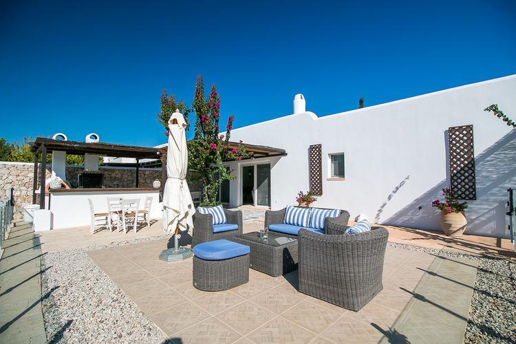 Villa Griekenland, Rhodos, Kalythies Villa GR-85105-06