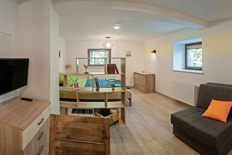 Appartement Slovenië, West Kust, Pokljuka Appartement SI-04247-02