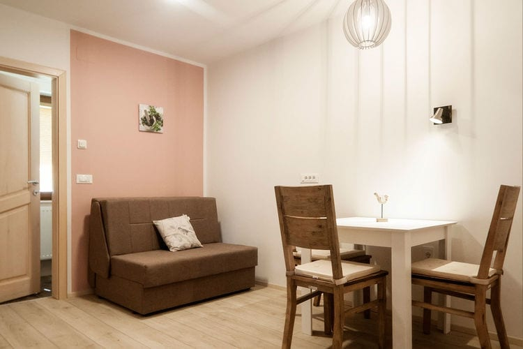Appartement Slovenië, West Kust, Pokljuka Appartement SI-04247-03