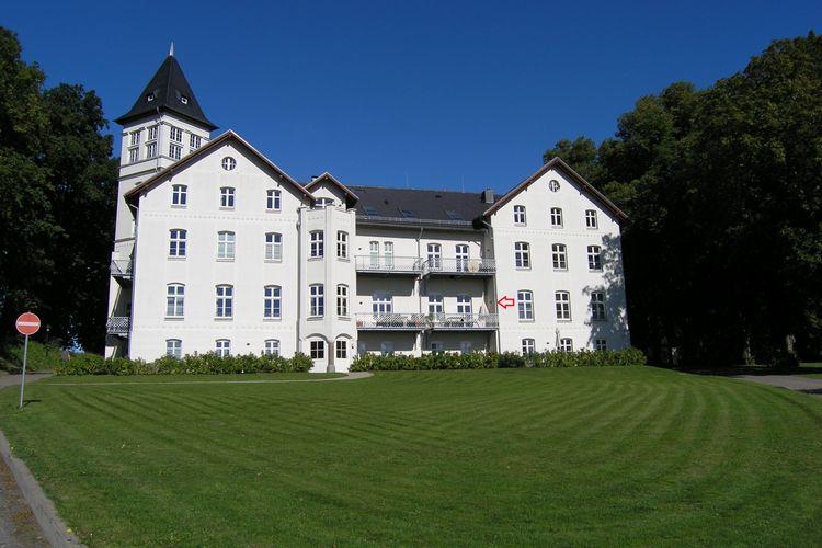 Kasteel huren in  Duitsland -   met wifi  voor 3 personen  Mooi vakantieappartement in een ja..