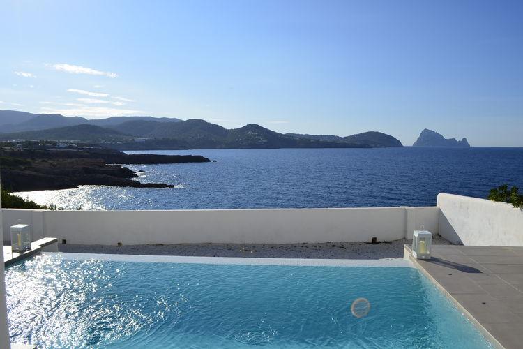 Villa met zwembad met wifi  San-JoseVista de Mar