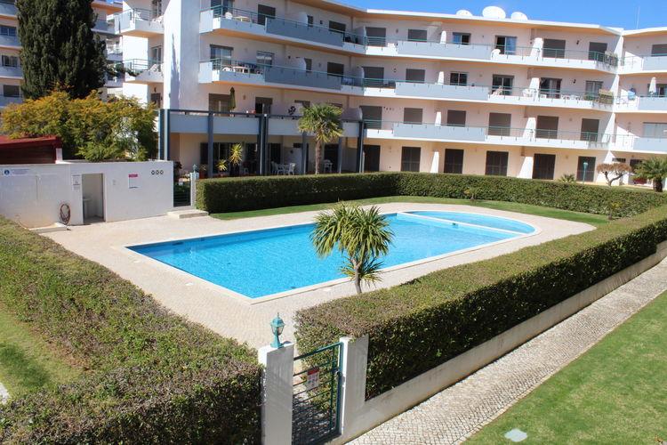 Appartement met zwembad met wifi  AlgarveRumba