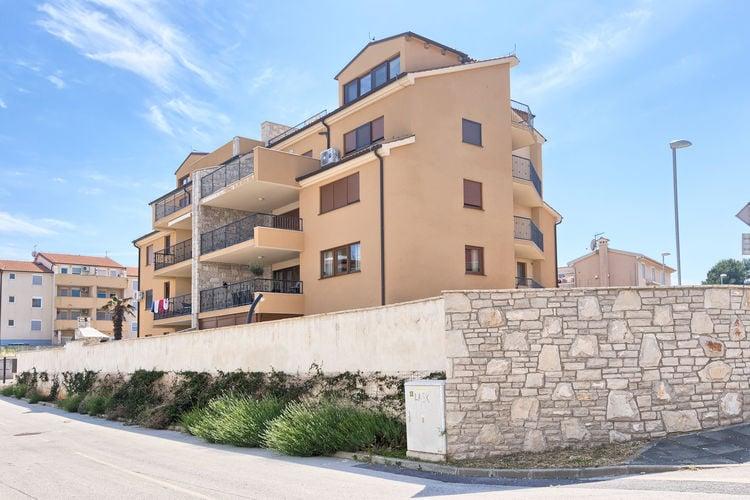 Appartement Kroatië, Istrie, Liznjan Appartement HR-52204-31