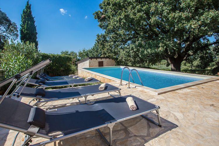 vakantiehuis Kroatië, Istrie, Brčići vakantiehuis HR-00010-03