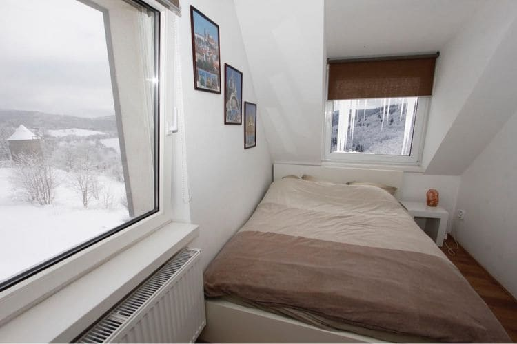 vakantiehuis Tsjechië, West-Bohemen, Jáchymov vakantiehuis CZ-00001-40