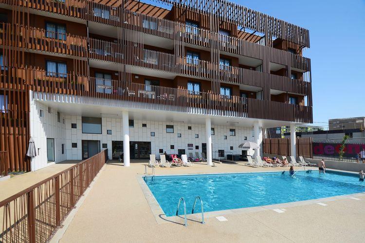 Appartement Frankrijk, Languedoc-roussillon, SETE Appartement FR-34200-07