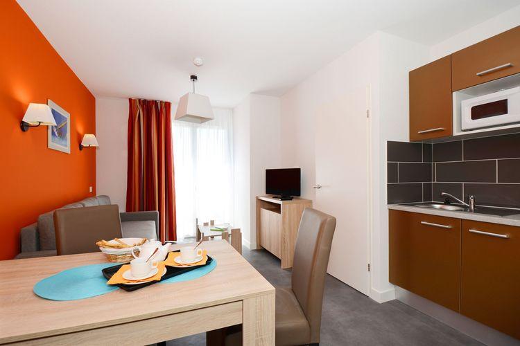 Appartement Frankrijk, Languedoc-roussillon, SETE Appartement FR-34200-08