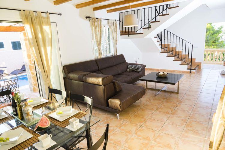 Villa Spanje, Mallorca, Cala Romantica Villa ES-00011-38