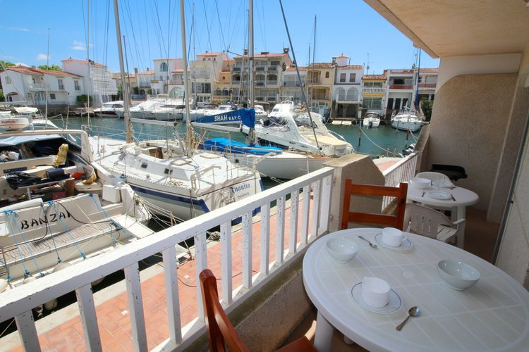 Appartement  met wifi  Costa BravaAppartement Port Royal