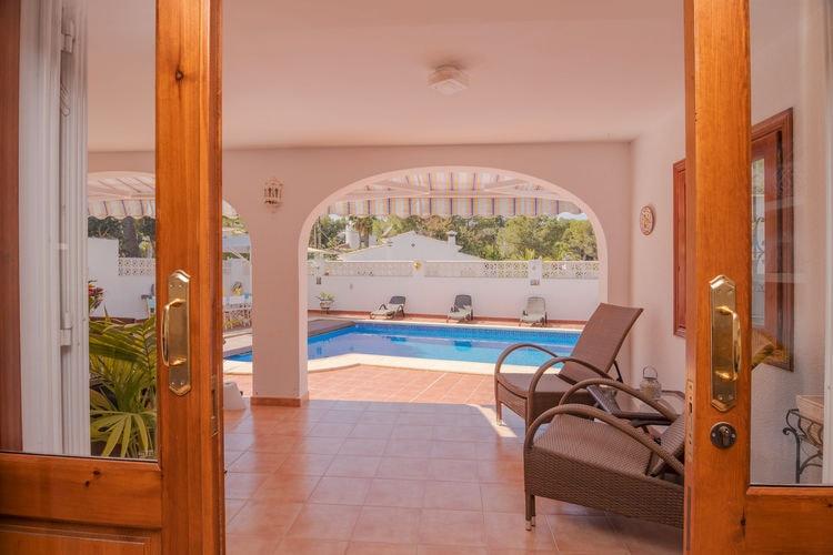 Villa Spanje, Costa Blanca, Moraira Villa ES-00011-51