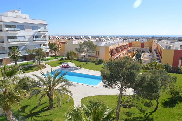 Appartement Spanje, Costa Blanca, Orihuela Costa Appartement ES-00011-52