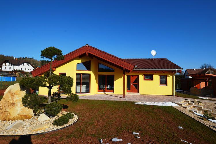 Villa  met wifi  Čermná  Luxe villa, comfortabel en ruim, open haard, sauna en whirlpool, ruime tuin