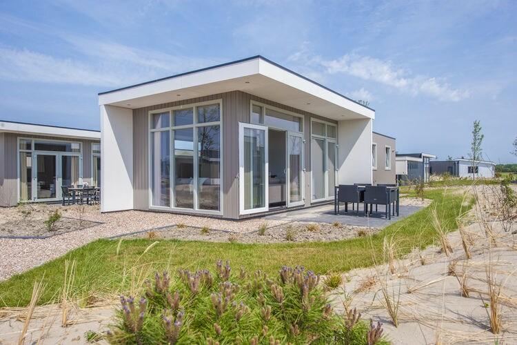 Vakantiehuizen Nederland | Zuid-Holland | Chalet te huur in Hellevoetsluis   met wifi 4 personen