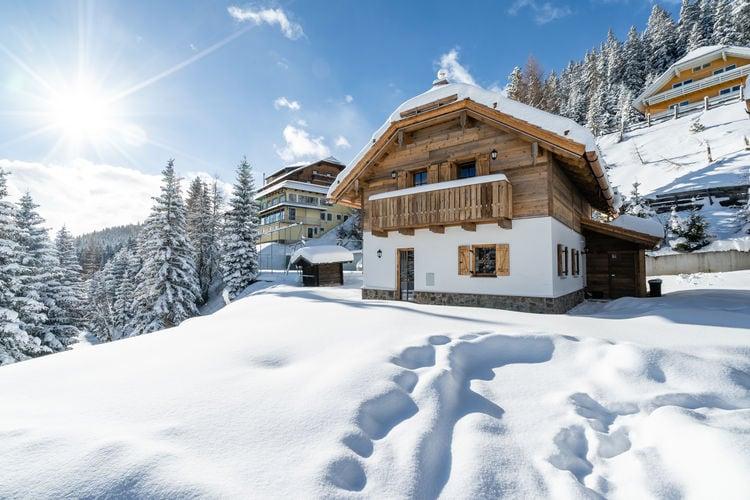 Vakantiehuizen Oostenrijk | Salzburg | Chalet te huur in Katschberg   met wifi 10 personen