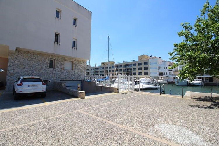 Appartement Spanje, Costa Brava, Empuriabrava Appartement ES-00011-60