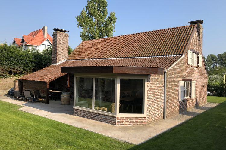 Villa België, West Vlaanderen, Oostduinkerke Villa BE-0010-97