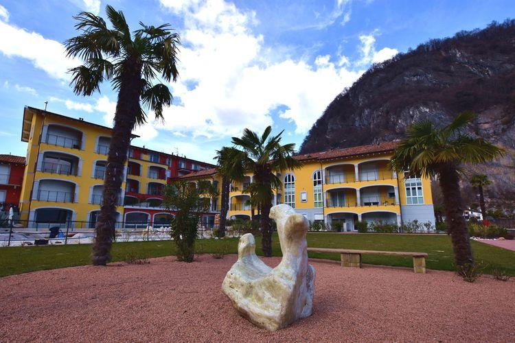 Appartement met zwembad met wifi  Italiaanse MerenYachting Residence - Trilo Deluxe Superior