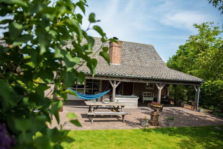 vakantiehuis Nederland, Noord-Brabant, Lage Mierde vakantiehuis NL-0018-21