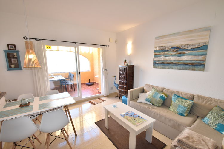 Appartement Spanje, Costa Blanca, Benitachell Appartement ES-00024-150