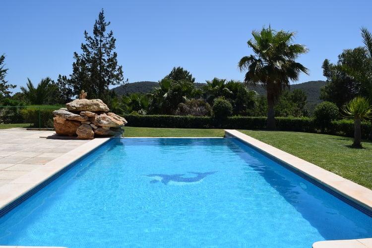 Vakantiewoning Spanje, Ibiza, San Josep Villa ES-07830-50