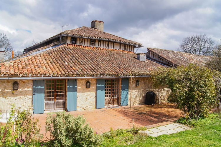 vakantiehuis Frankrijk, Midi-Pyrenees, Gaujan vakantiehuis FR-00023-62