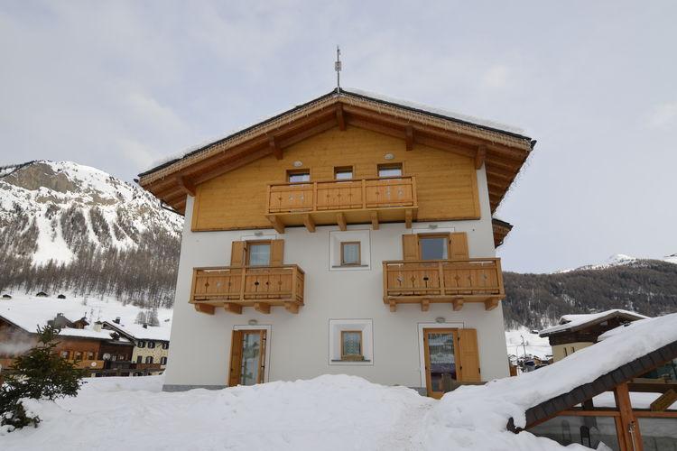 Vakantiehuis  met wifi  LivignoCasa Lilium sp