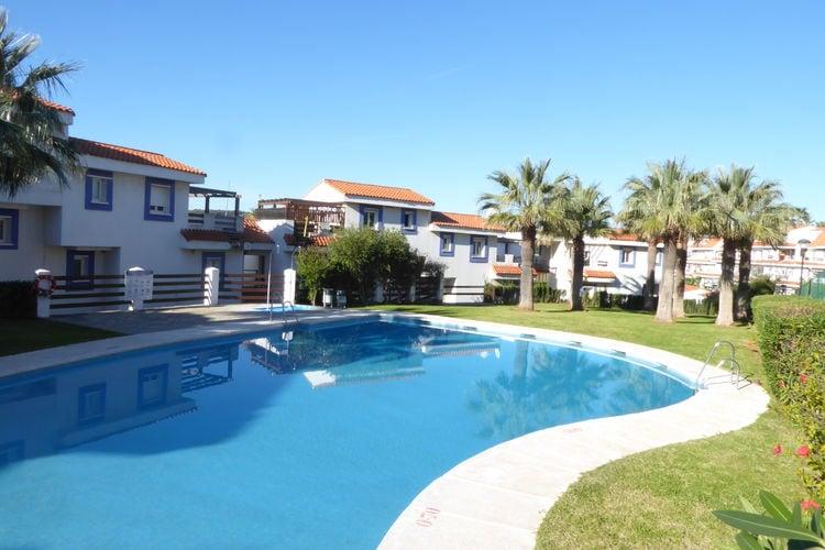 Appartement met zwembad met wifi  Costa del SolVistalmar