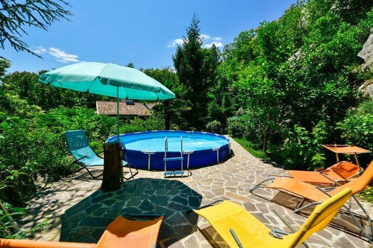 vakantiehuis Kroatië, Kvarner, Lovran vakantiehuis HR-00010-36