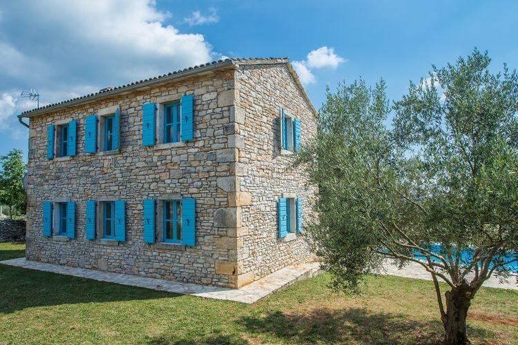 vakantiehuis Kroatië, Istrie, Sveti Lovreč vakantiehuis HR-00010-37