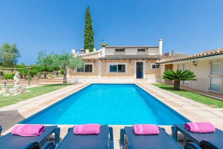 Villa Spanje, Mallorca, Inca, Illes Balears Villa ES-00012-04