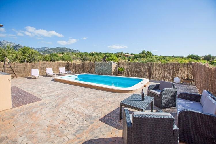 Villa Spanje, Mallorca, Selva, Illes Balears Villa ES-00012-09
