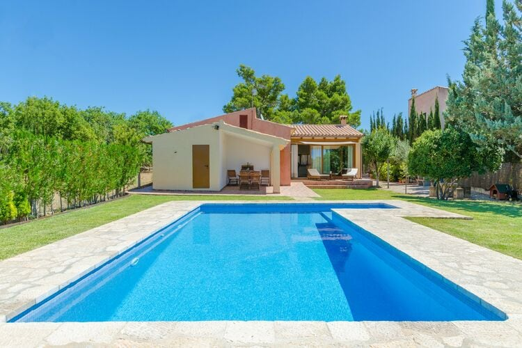 Vakantiehuizen Lloseta-Illes-Balears te huur Lloseta,-Illes-Balears- ES-00012-14 met zwembad  met wifi te huur