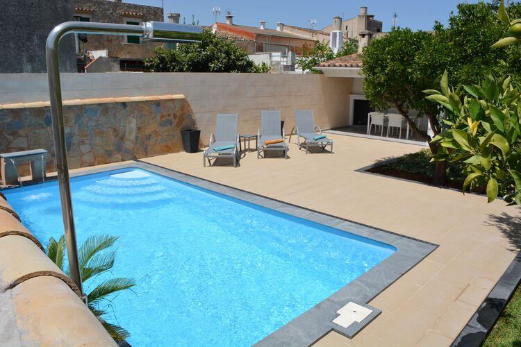 Vakantiehuizen Binissalem-Illes-Balears te huur Binissalem,-Illes-Balears- ES-00012-19 met zwembad  met wifi te huur