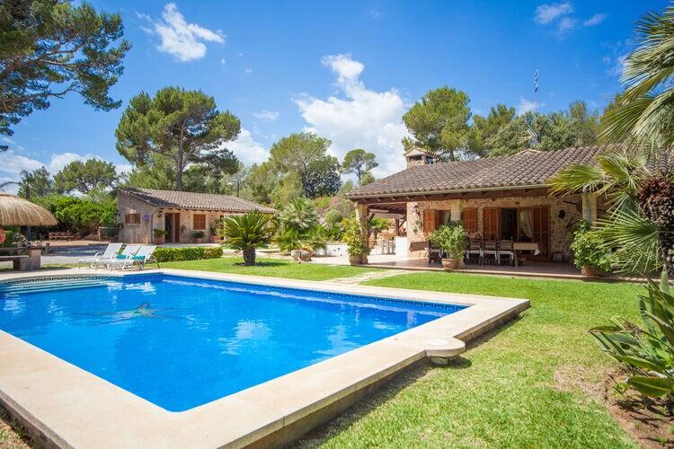Villa Spanje, Mallorca, Alcudia - Malpas, Illes Balears Villa ES-00012-20