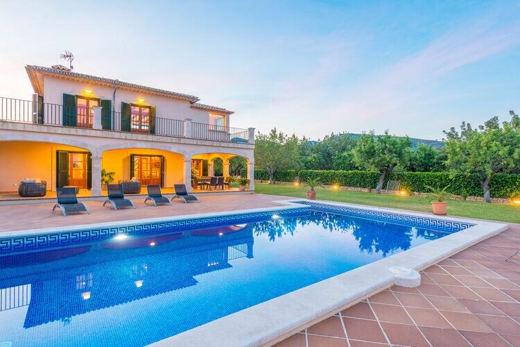 vakantiehuis Spanje, Mallorca, Binissalem, Illes Balears vakantiehuis ES-00012-30
