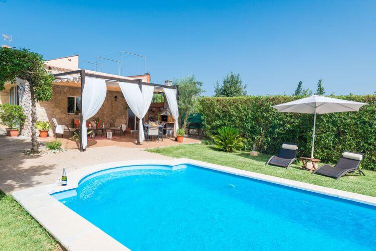 Villa Spanje, Mallorca, Lloseta, Illes Balears Villa ES-00012-32