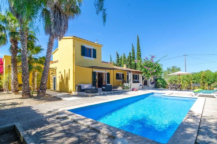 Vakantiehuizen Cala-Millor-Illes-Balears te huur Cala-Millor,-Illes-Balears- ES-00012-33 met zwembad  met wifi te huur