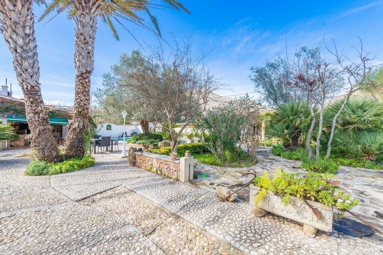 Villa Spanje, Mallorca, Puerto De Pollença, Illes Balears Villa ES-00012-39