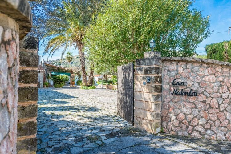 Vakantiehuizen Spanje | Mallorca | Villa te huur in Puerto-De-Pollenca-Illes-Balears met zwembad  met wifi 8 personen