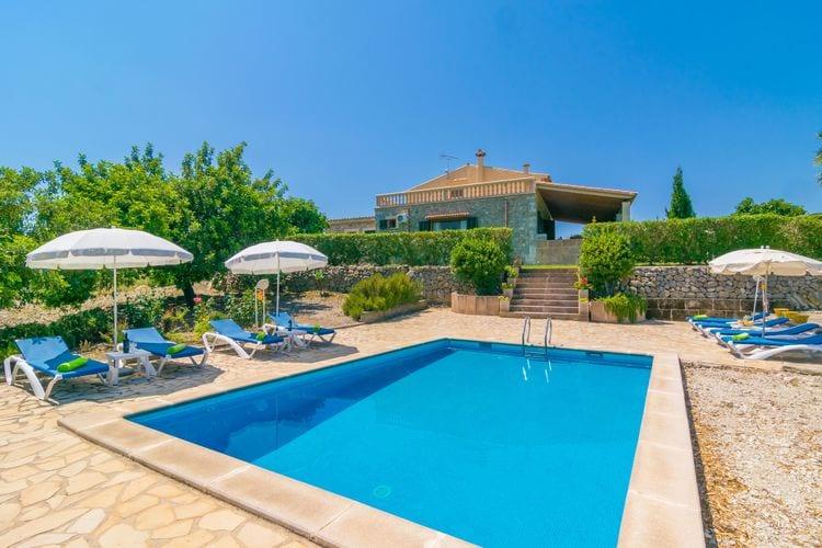Villa Spanje, Mallorca, Moscari, Illes Balears Villa ES-00012-41