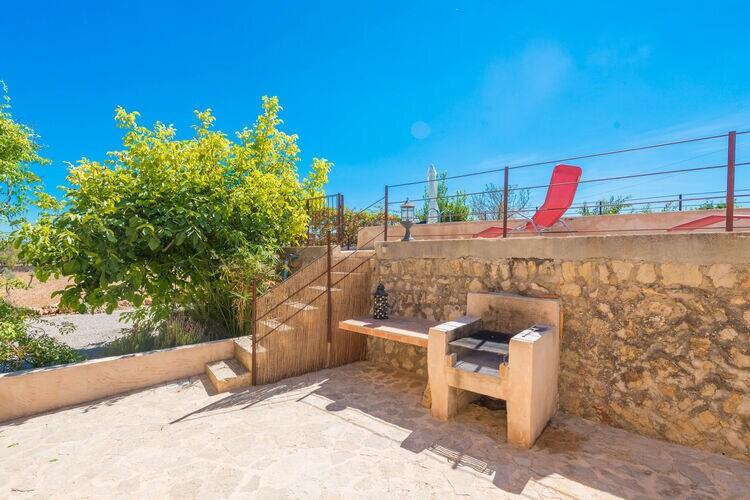 Villa Spanje, Mallorca, Maria De La Salut, Illes Balears Villa ES-00012-44