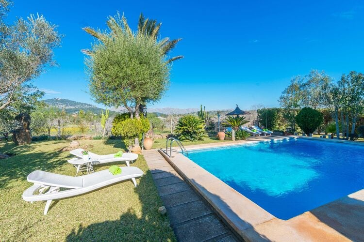 vakantiehuis Spanje, Mallorca, Pollensa, Illes Balears vakantiehuis ES-00012-46
