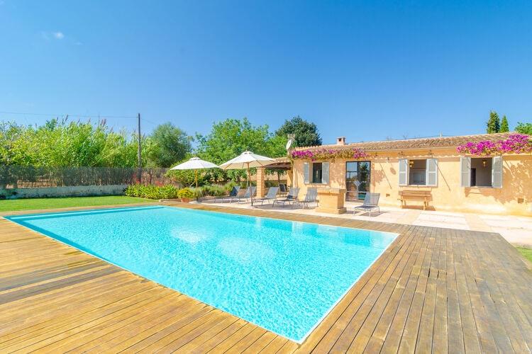 Vakantiehuizen Porto-Cristo-Illes-Balears te huur Porto-Cristo,-Illes-Balears- ES-00012-47 met zwembad  met wifi te huur