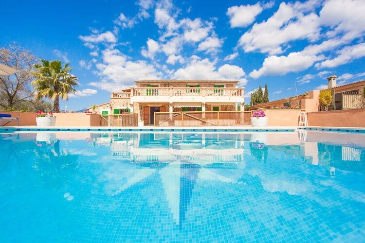 Vakantiehuizen Inca-Illes-Balears te huur Inca,-Illes-Balears- ES-00012-53 met zwembad  met wifi te huur