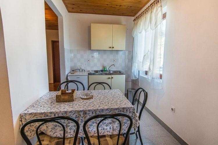 Appartement Kroatië, eld, Dobropoljana - island Pašman Appartement HR-00010-42