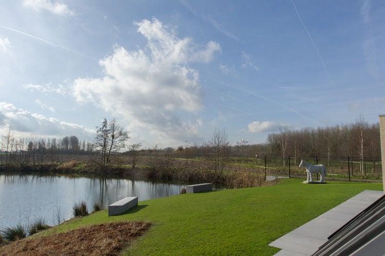 Villa België, Oost Vlaanderen, Gijzegem- Aalst Villa BE-0011-20