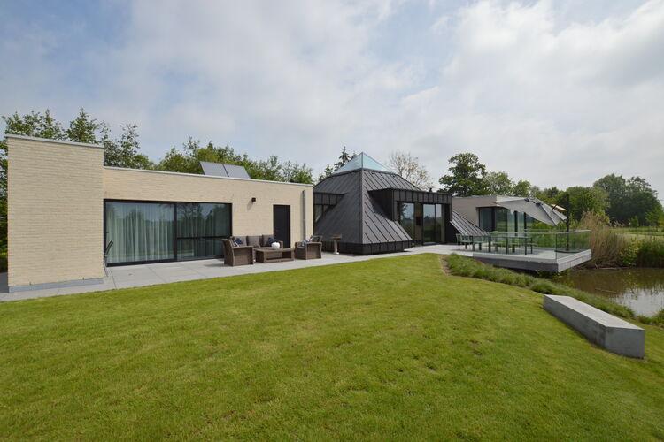 Vakantiehuizen Belgie | Oost-Vlaanderen | Villa te huur in Gijzegem-Aalst   met wifi 9 personen