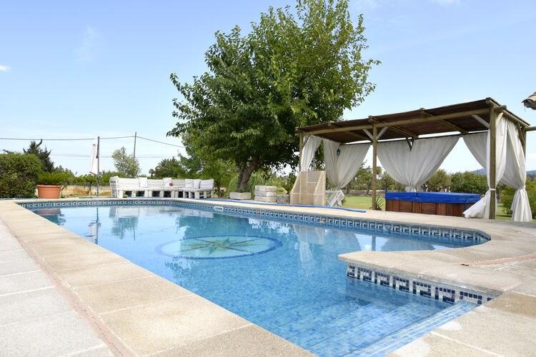 Villas Spanje | Mallorca | Villa te huur in Selva met zwembad  met wifi 6 personen