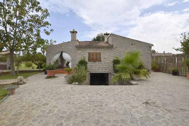 Villa Spanje, Mallorca, Selva Villa ES-07313-21