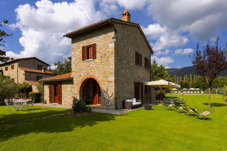 Villa met zwembad met wifi  ToscanaSopra